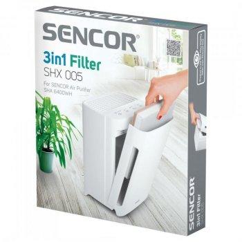 Зволожувач повітря Sencor SHX005