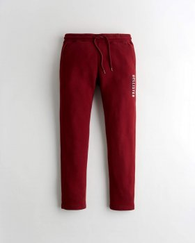 Спортивні штани Hollister HC8158M Бордовий