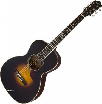 Гитара акустическая Gretsch G9531 Style 3 Double-0 (226024) Appalachia Cloudburst