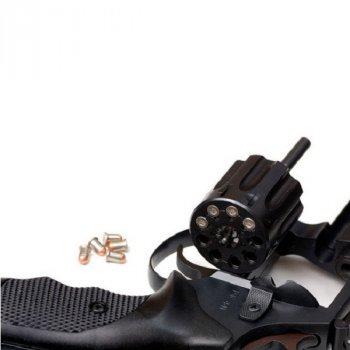 """Револьвер під патрон флобера """"ЛАТЕК"""" Safari РФ-441М 4 мм"""