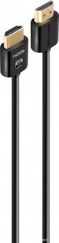 Кабель Promate proLink4K2 HDMI - HDMI v.2.0 5 м Black (proLink4K2-500.black)