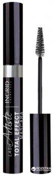 Туш для вій Ingrid Cosmetics Mascara Lash Artiste Total Effect 12 мл Чорна (5901468921959)