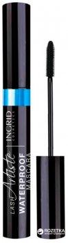 Туш для вій Ingrid Cosmetics Lash Artiste Waterproof 12 мл Чорна (5901468921942)