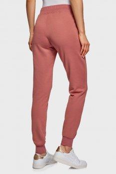 Жіночі рожеві спортивні штани Oodji 16701042-11/49260/4B40P