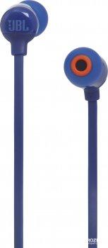 Навушники JBL T110BT Blue (JBLT110BTBLU)