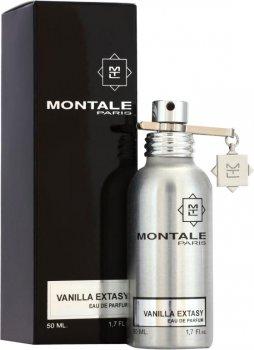 Парфюмированная вода для женщин Montale Vanilla Extasy 50 мл (3760260453516)