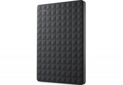Зовнішній жорсткий диск Seagate Expansion 2TB Black (STEA2000400)