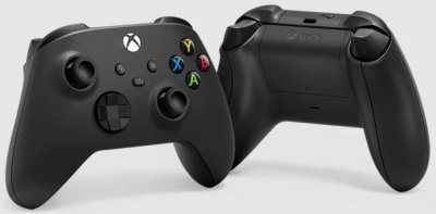 Геймпад Microsoft Xbox Series X Wireless Controller (Black)