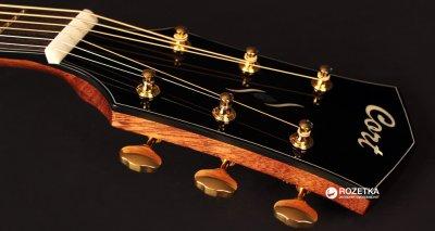 Гитара акустическая Cort Gold O6 Natural + кейс (Gold O6 NAT w/case)