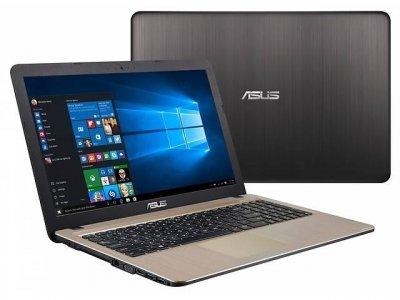 Б/в Ноутбук ASUS R540L / Intel Core i5 (5 поколение) / 4 Гб / 256 Гб / Клас B