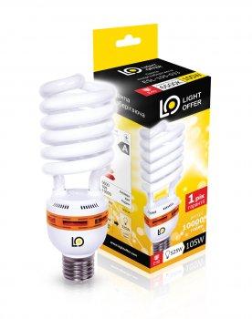 Енергозберігаюча лампа Light Offer Т5 ЕSL 105W E40 5000К 6600Lm (ЕSL - 105 - 033)