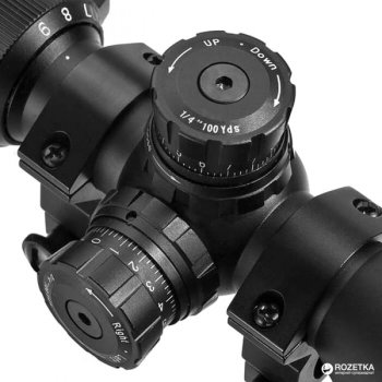 Оптичний приціл Barska GX2 3-9x42 (IR Mil-Dot R/G) (924765)