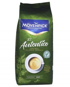 Кофе в зернах Movenpick El Autentico 1 кг J.J. Darboven (52482)