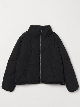 Куртка H&M 0656388-8 Черная