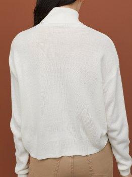 Светр H&M 0761406-0 Білий