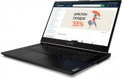 Ноутбук Lenovo Legion 5 17ARH05H (82GN002JRA) Phantom Black
