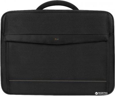 "Сумка для ноутбука D-Lex 17.3"" Black (LX-105XPF-17-BK)"