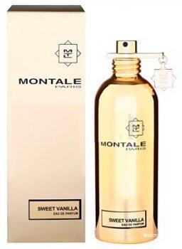 Парфюмированная вода унисекс Montale Sweet Vanilla 50 мл (ROZ6205052614/3760260452199)