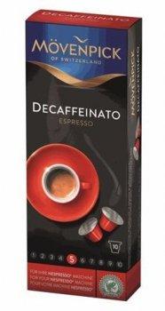 Кофе в капсулах Movenpick Decaffinato Espresso Nespresso 10 шт