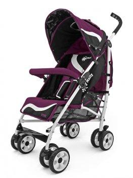 Прогулянкова коляска Milly Mally Rider New Фіолетова (0117)