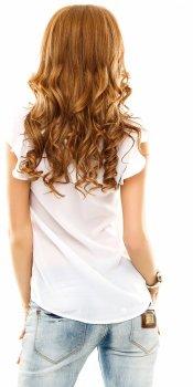 Блузка ELFBERG 046 Белая