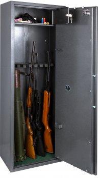 Сейф збройовий SAFETRONICS MAXI 7PMLG