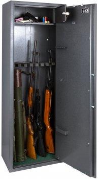 Сейф збройовий SAFETRONICS MAXI 8PME