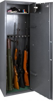 Сейф збройовий SAFETRONICS IVETA 7РМE