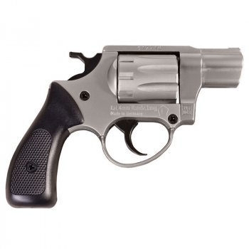 Револьвер Cuno Melcher-ME 38 Pocket 4R (нікель, пластик)