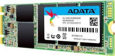 ADATA Ultimate SU800 1TB M.2 2280 SATA III 3D TLC (ASU800NS38-1TT-C)