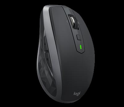 Миша Logitech MX Anywhere 2 Wireless/Bluetooth Black (910-004374) Refurbished