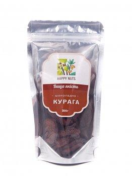 Курага Шоколадна М+ Happy Nuts 200 г (MP040053)