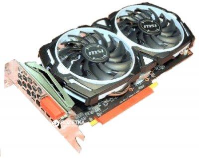 MSI PCI-Ex Radeon RX 470 Miner 8GB GDDR5 (256bit) (1266/7000) (DVI) Mining (RX 470 MINER 8G)