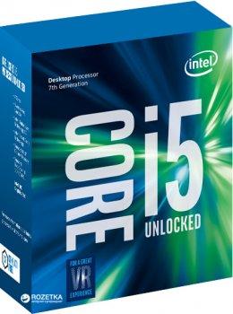Процесор Intel Core i5-7600K 3.8 GHz/8GT/s/6MB (BX80677I57600K) s1151 BOX