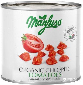 Томаты нарезанные Manfuso органические 2.5 кг (812462002043)