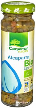 Каперсы Campomar Nature органические 100 г (8436530670482)