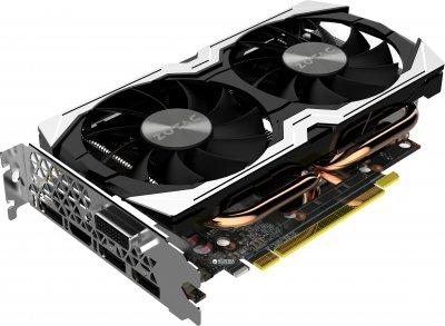 Zotac PCI-Ex GeForce GTX 1070 Mini 8GB GDDR5 (256bit) (1518/8008) (DVI, HDMI, 3 x DisplayPort) (ZT-P10700G-10M)