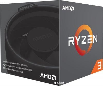Процесор AMD Ryzen 3 1300X 3.5 GHz/8MB (YD130XBBAEBOX) sAM4 BOX