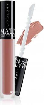 Блиск для губ BelorDesign Matt Couture 60 світло-бежевий 2.9 г (4810156037531)