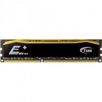DDR3 8GB/1600 Team Elite Plus Black (TPD38G1600HC1101)