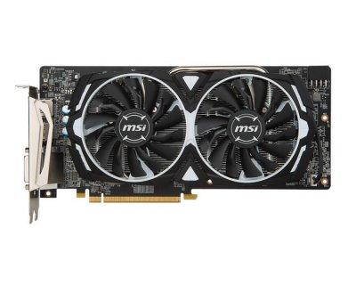 AMD Radeon RX 580 8Gb GDDR5 Armor MSI OC (Radeon RX 580 ARMOR 8G OC)