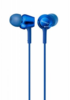 Навушники Sony MDR-EX255AP Blue (MDREX255APL.E)