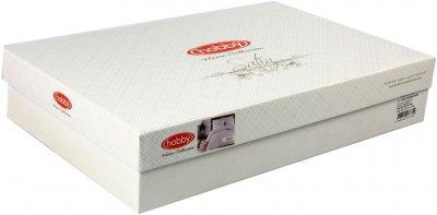 Комплект постельного белья Hobby Exclusive Sateen Diamond Damask 200x220 см (8698499137198)