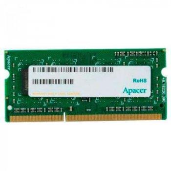 Модуль памяти для ноутбука SoDIMM DDR4 4GB 2133 MHZ Apacer
