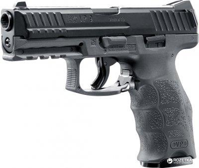 Пневматичний пістолет Umarex Heckler&Koch VP9 Tungsten Gray (5.8351)