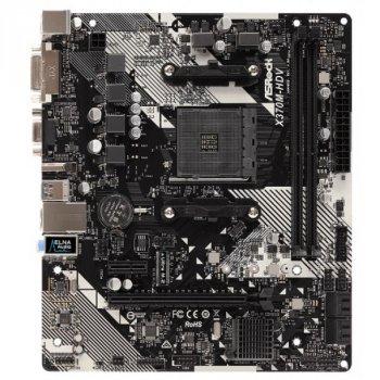 ASRock X370M-HDV R4.0 Socket AM4