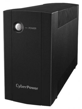 ДБЖ CyberPower UT850E, 850VA, Line Int., AVR, 2хЅсһико