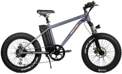 Электровелосипед Maxxter Allroad Графит