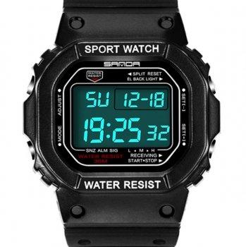 Чоловічі годинники Sanda Quadro