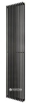 Радиатор трубный BETATHERM Praktikum 1800x425x79 мм вертикальный Ral 9005M